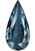SWAROVSKI®   4322 Teardrop Denim Blue