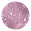AURORA   A1201  Fancy Chaton Silver Foiled Rose Water Opal