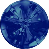 SWAROVSKI® 1695 Sea Urchin  Crystal Bermuda Blue  Foiled