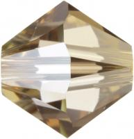 SWAROVSKI® 5328 Crystal Golden Shadow MM 3,0|1440 pcs - 82 EUR