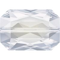 SWAROVSKI® 5515 Emerald Cut White Opal