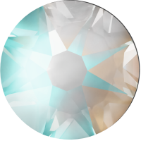 SWAROVSKI®   2088 Crystal Light Grey DeLite  Foiled SS 12 (3,00-3,20mm)|144 pcs - 7.80 EUR
