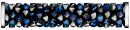 SWAROVSKI®   5950  Fine Rocks Tube Crystal Bermuda Blue Z  S MM 15,0|1 pcs - 4.90 EUR