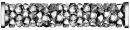 SWAROVSKI®   5950  Fine Rocks Tube Crystal Light Chrome  STE MM 15,0|1 pcs - 4.90 EUR