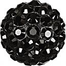 SWAROVSKI® 86001 Pave Ball Jet MM 4,0|12 pcs - 21.90 EUR