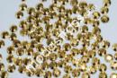 Alu Strass Rhinestuds Hotfix Gold 6 mm|1500 pcs - 39,90 EUR