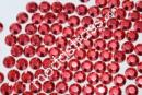 Alu Strass Rhinestuds Hotfix Red 5 mm|200 pcs   -   4,50 EUR