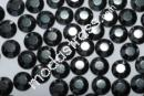 Alu Strass Rhinestuds Hotfix Black 5 mm|200 pcs   -   4,50 EUR